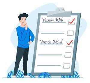 auditar index web y movil