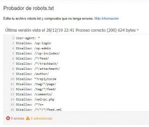 check robot-txt