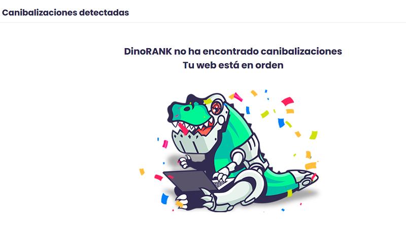 deteccion de canibalizaciones con dinorank