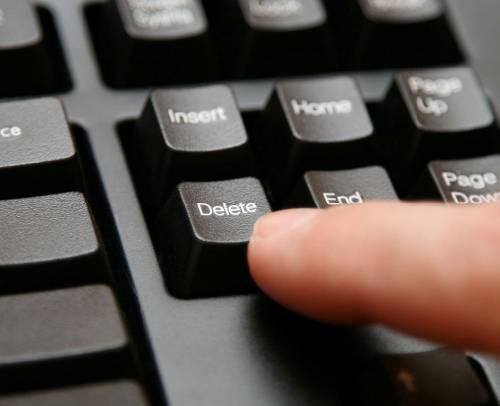 como remover urls de google