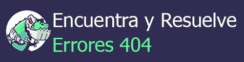 dinorank encuentra error 404