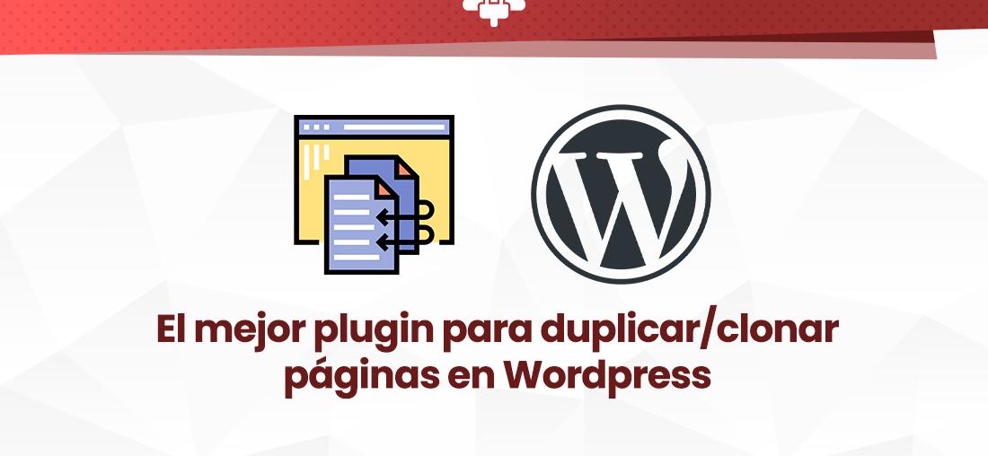 duplicar o clonar páginas con Wordpress