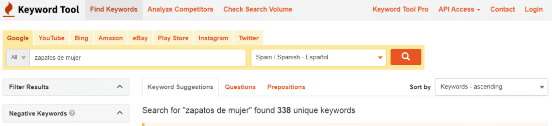 keywords_tool_io