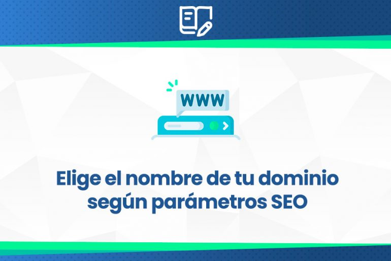 escoger nombre dominio web para seo