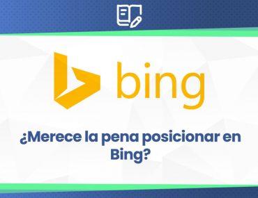 que es bing