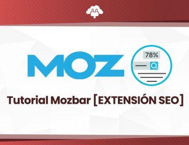 tutorial sobre la barra de Moz para chrome