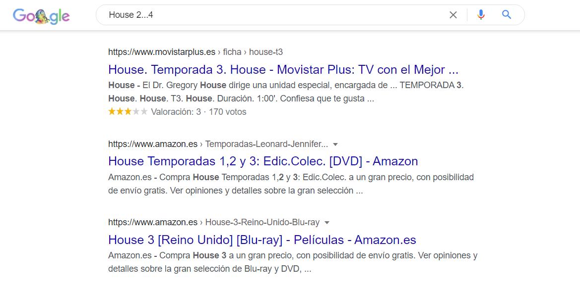 comando ... google