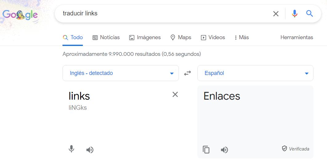 traduccion google